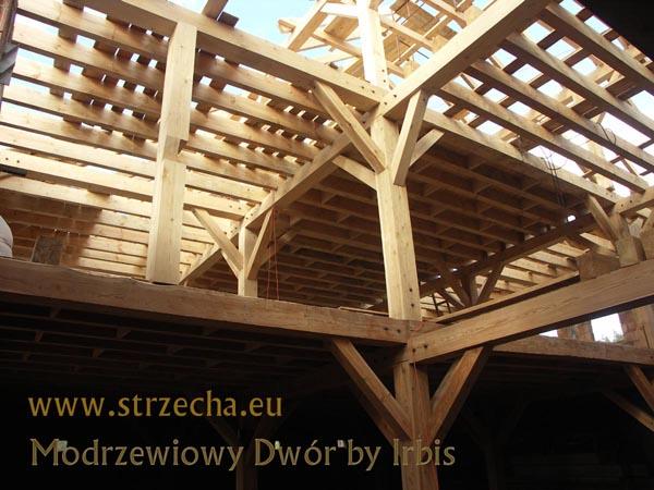 Unikalna realizacja budynku o drewnianej konstrukcji wielkogabarytowej!