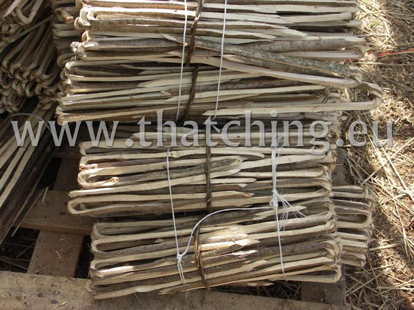twisted hazel sparks, 200 pc per packet, 30cm long